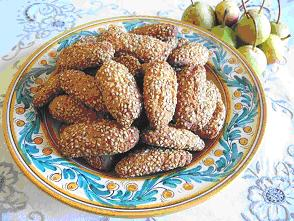 Chinese sesame seed cookies recipes